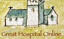 Logo for Great Hospital online, click to go to the homepage