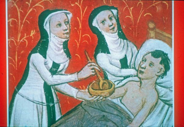 dark ages of nursing A look at the dark ages: when things were really medieval the dark ages were a period of great upheaval, constant war, horrendous plague, and stagnant cultural growth.